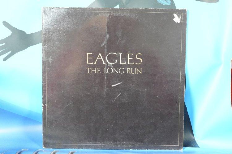 Eagles The Long Run AS 52181 1979 Asylum Records