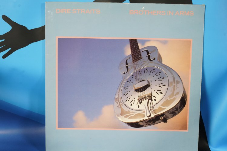 Dire Straits   Brothers in Arms 894 4991 made in Holland