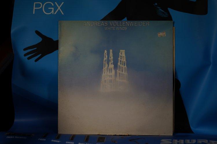 Andreas Vollendweider - White Winds CBS 526195  1984