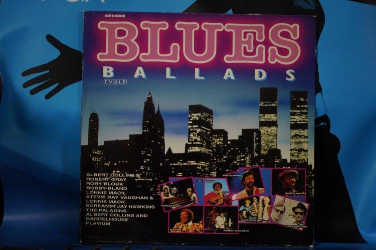 Blues Ballads dubbel lp Arcade. ADEH  01413022