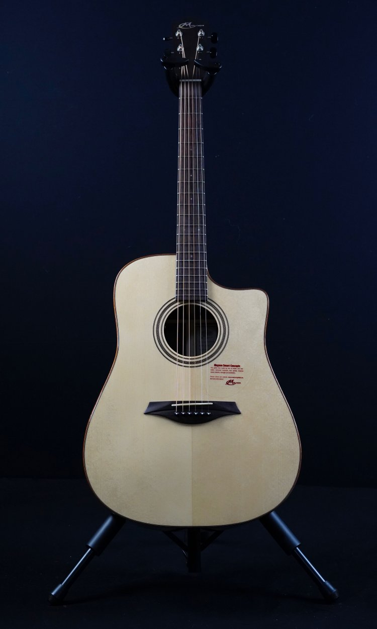 Mayson D5SCE-1 Luther Series Dreadnought
