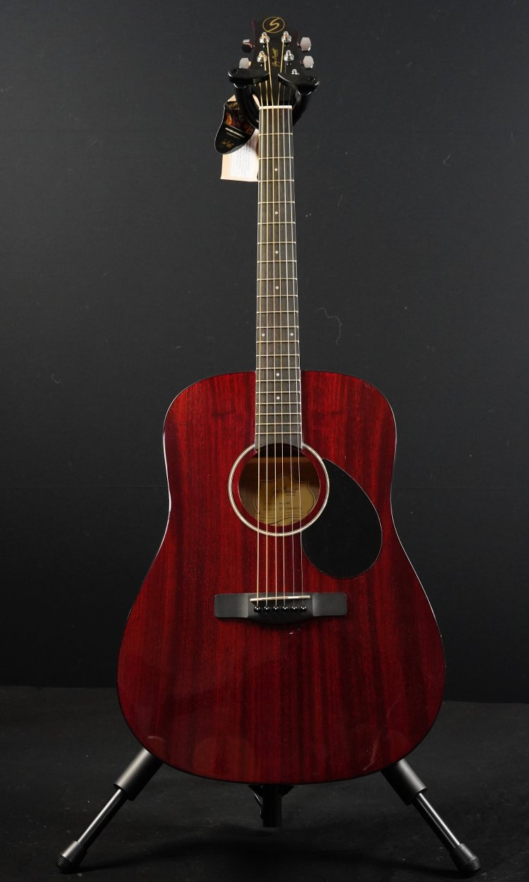 Samick Rush Series D1WR Wijnrood Dreadnought