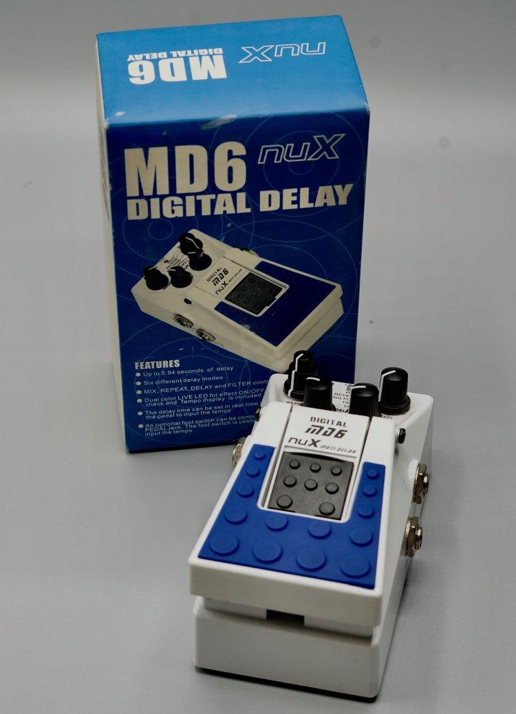 Nux MD-6 Multi effect