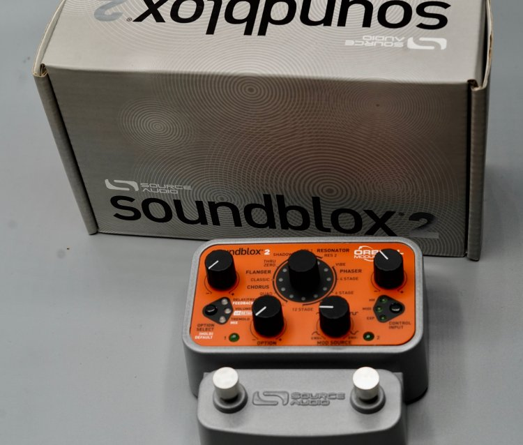 Source Audio Soundblocks Orbital Modulator SA-226