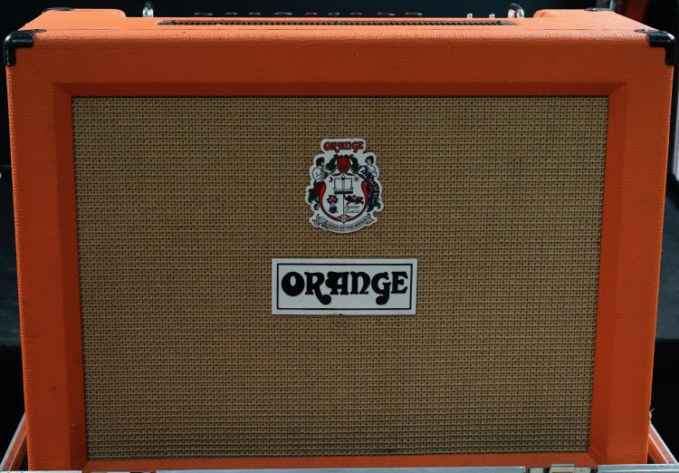 Orange Rockerverb RV50 MKIII 2x12