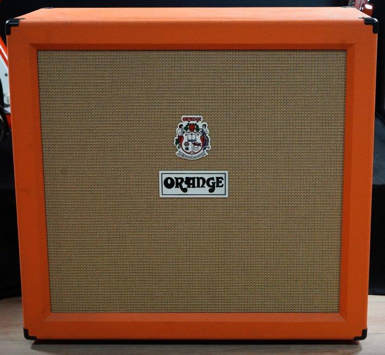 Orange PPC412 4x12 Cabinet