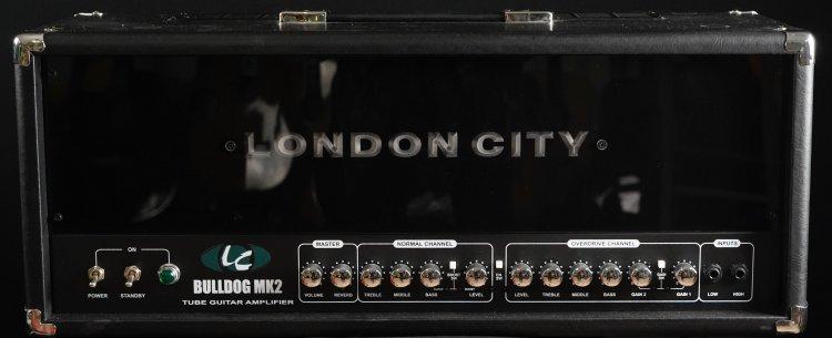 London City Bulldog MK2 Tube guitar Amplifier