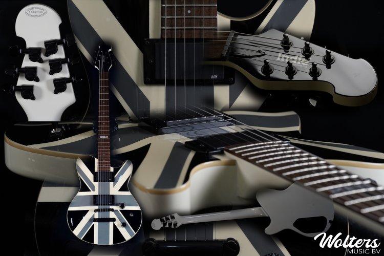 Indie Shape Standard Stripe Blackjack