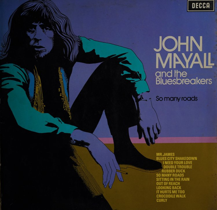 John Mayall and The Blues Breakers