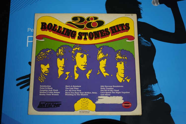 28 Rolling Stones Hits   Somerset 703