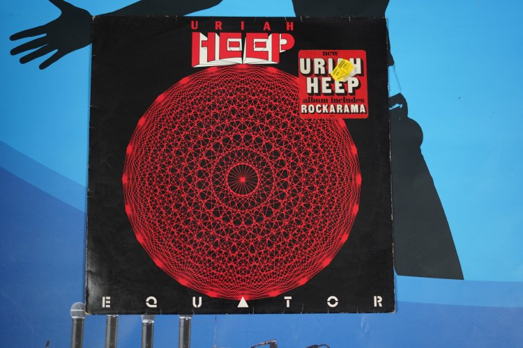 Uriah Heep Equator CB 291 26 414