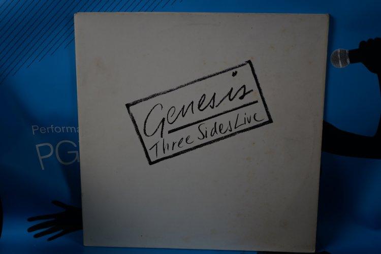 Genesis Three Sides Live
