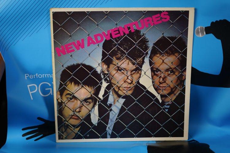 New Adventures - New Adventures (1980)