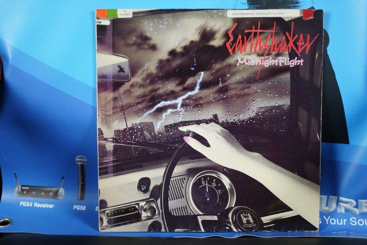 Earthshaker - Midnight Flight RR 9809   1984