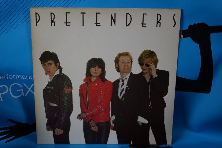 Pretenders Self Titled Near Mint Vinyl LP Record WBN 56774