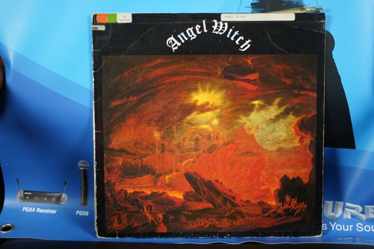 Angel Witch   Angel Witch 203191 Bronze Records 1990