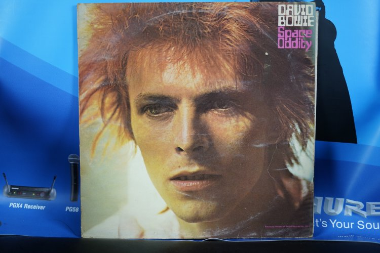 David Bowie   Space Oddity LSP 4813 RCA Victor 1969