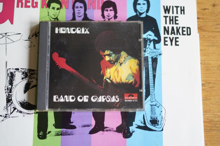 Jimi Hendrix Band off Gypsys 821933-2