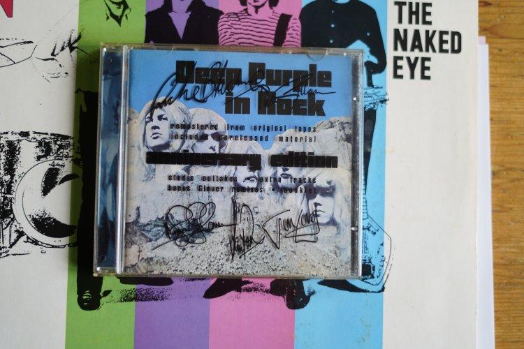 Deep Purple in Rock - anniversary edition CD