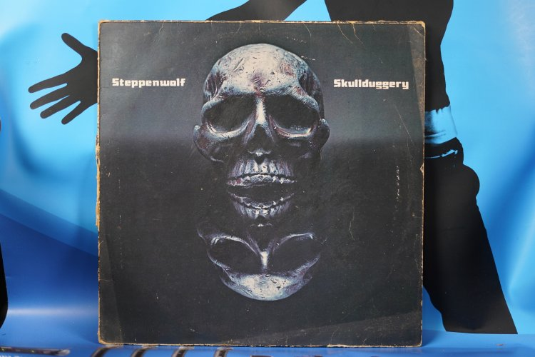 Steppenwollf Skullduggery Epic EPC 91328 Mede in Holland