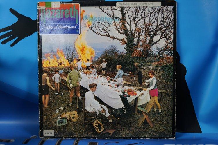Nazareth - Malice in Wonderland  6370432 Montain records