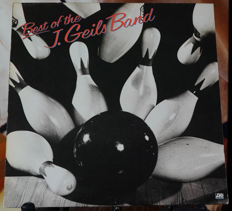J  Geils Band  The Best of The J Geils Band ATL 50609 Atlantic