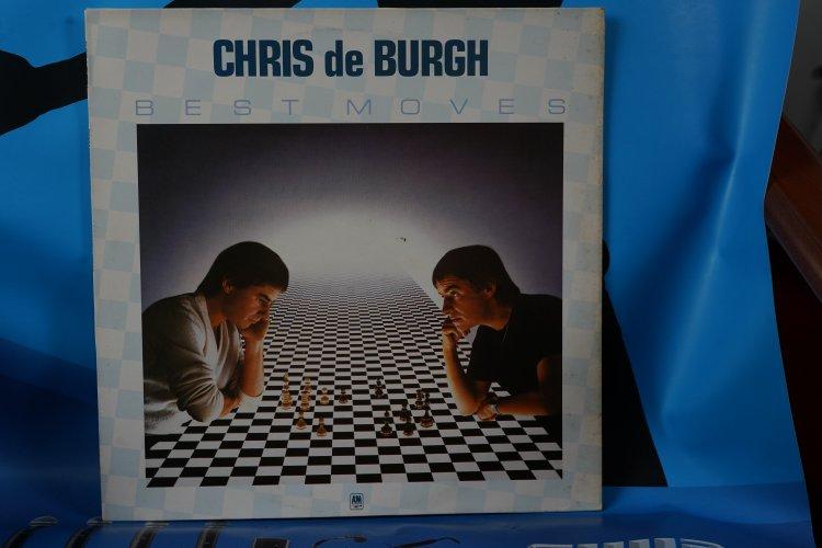 Chris De Burgh     Best  Moves AMLH 68532