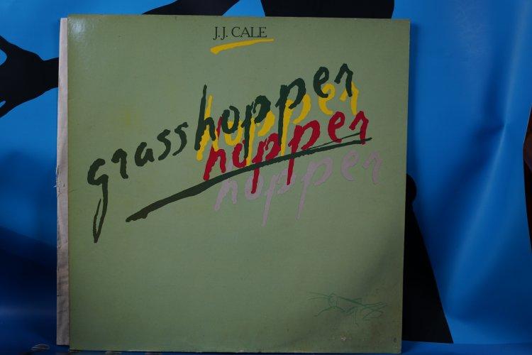 J.J.Cale - Grass Hopper 6302177 made in Holland
