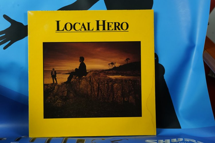 Local Hero Mark Knopfler 811038-1 made in Holand