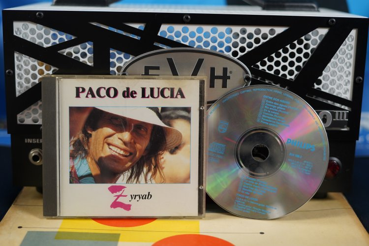 Paco de Lucia - Power Hits 74321 21491 2 Made in Germany 1994