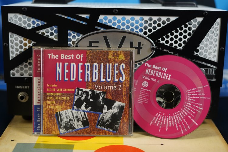 Nederblues -The Best of Volume 2 UPC098237 Made in The Netherlands
