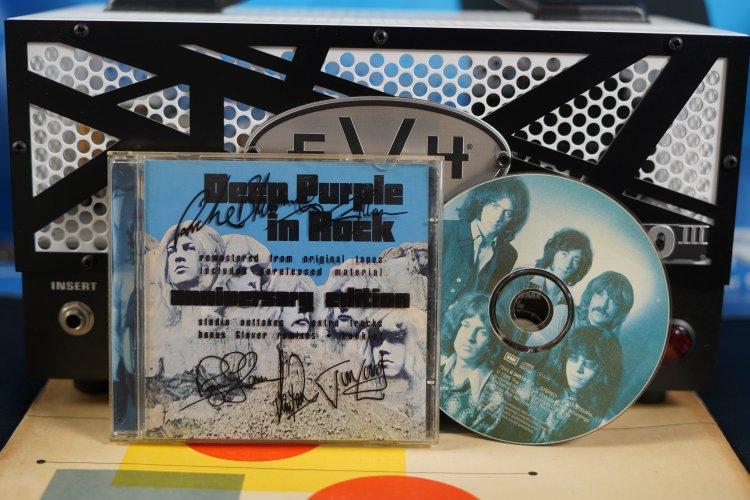 Deep Purple - In Rock 8 34019 2 Made in England 1995