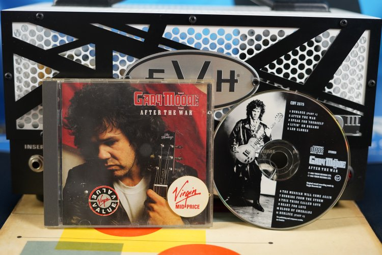 Gary Moore After the WarCDV 2575  Made in the US 1989