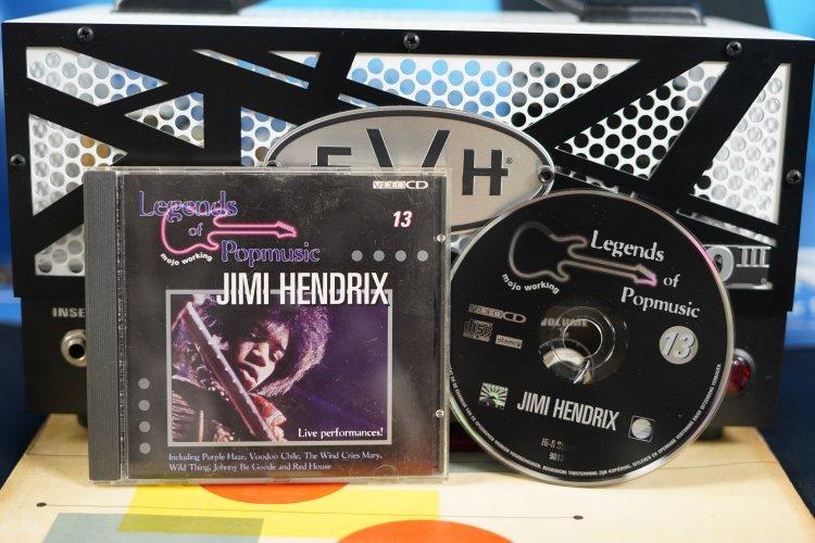 Jimi Hendrix 9013.Legends Of Popmusic 13