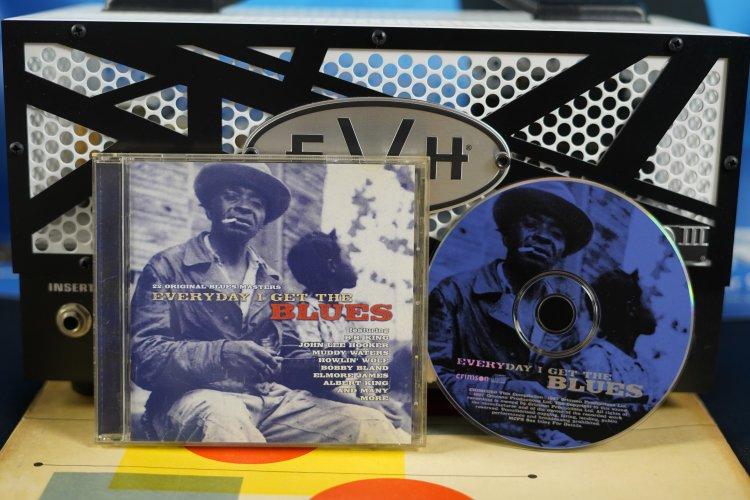 Everyday I get the Blues Crimcd50 1997