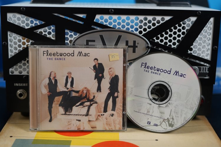 Fleetwood Mac The Dance 9362-46702-2 made in Germany 1997