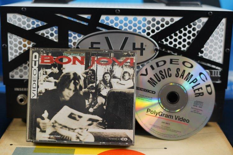 Bon Jovi - Cross Roads 632 776-4 Made in Germany 1994