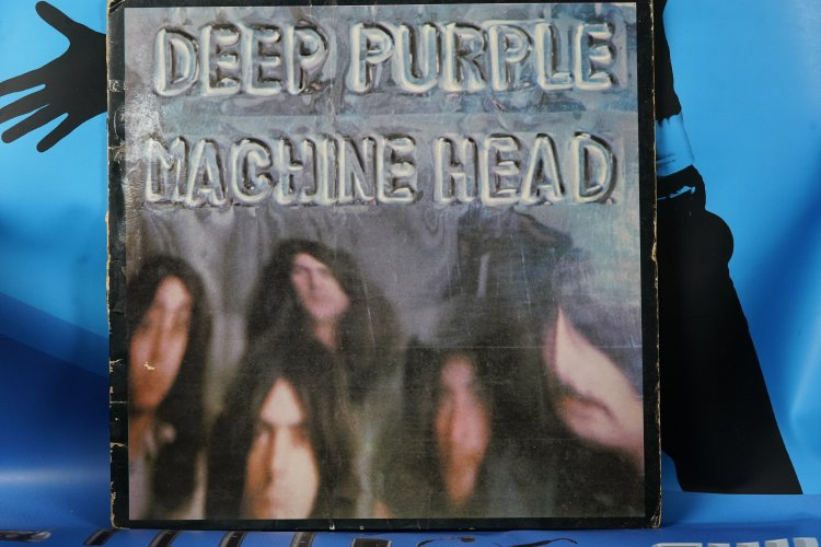 Deep Purpel Machine Head 5C 06493261 Stemra