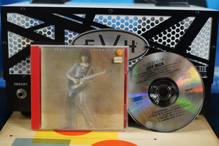Jeff Beck - Blow by Blow 462710-2 Made in US 1975