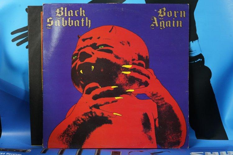 Black Sabbat  Born Again Vert 8
