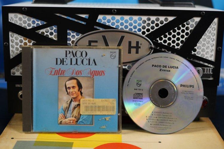 Paco de Lucia - Zyryab   814 106 2   Made in Spanje 1960