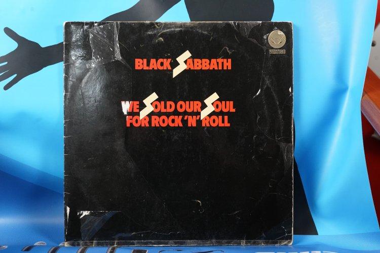 Black sabbath We sold our soul for rock and roll Vertigo 9299740