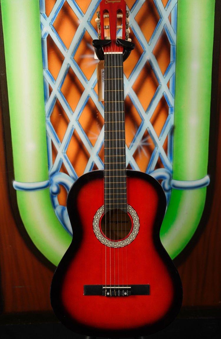 Cherrystone Red Sunburst Spaanse gitaar
