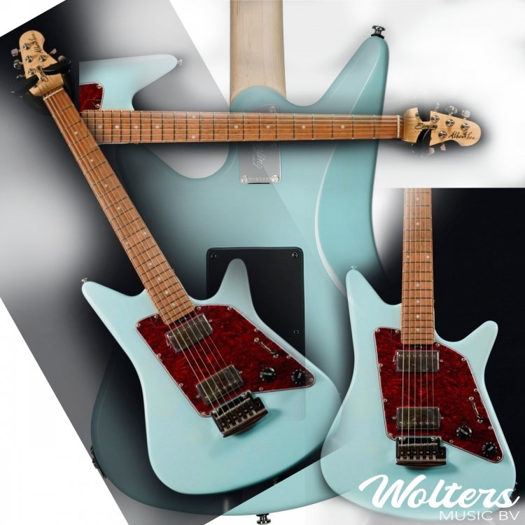 Sterling by Musician Sub 40 Albert Lee Signature Blue